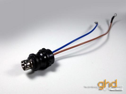 Cable y conector mod. 4