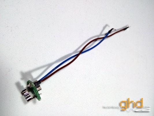 Conector GHD modelo 3